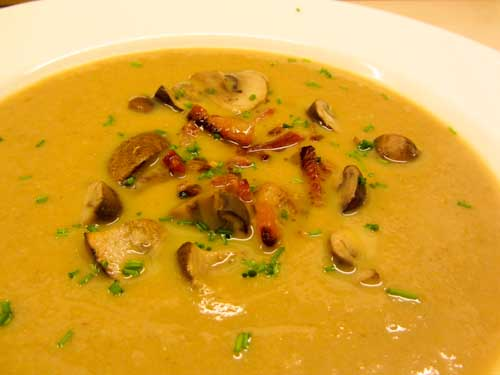 Receptenruil 2   Tamme kastanjesoep met paddenstoelen   Barbara Eet