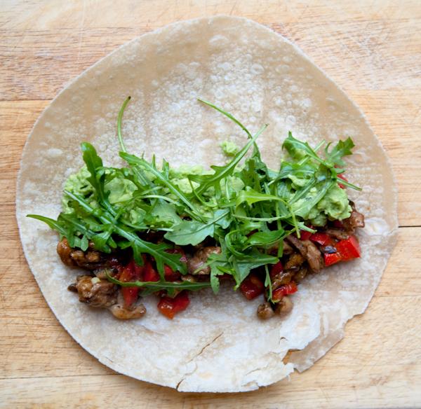 Mexicaanse tortilla-4