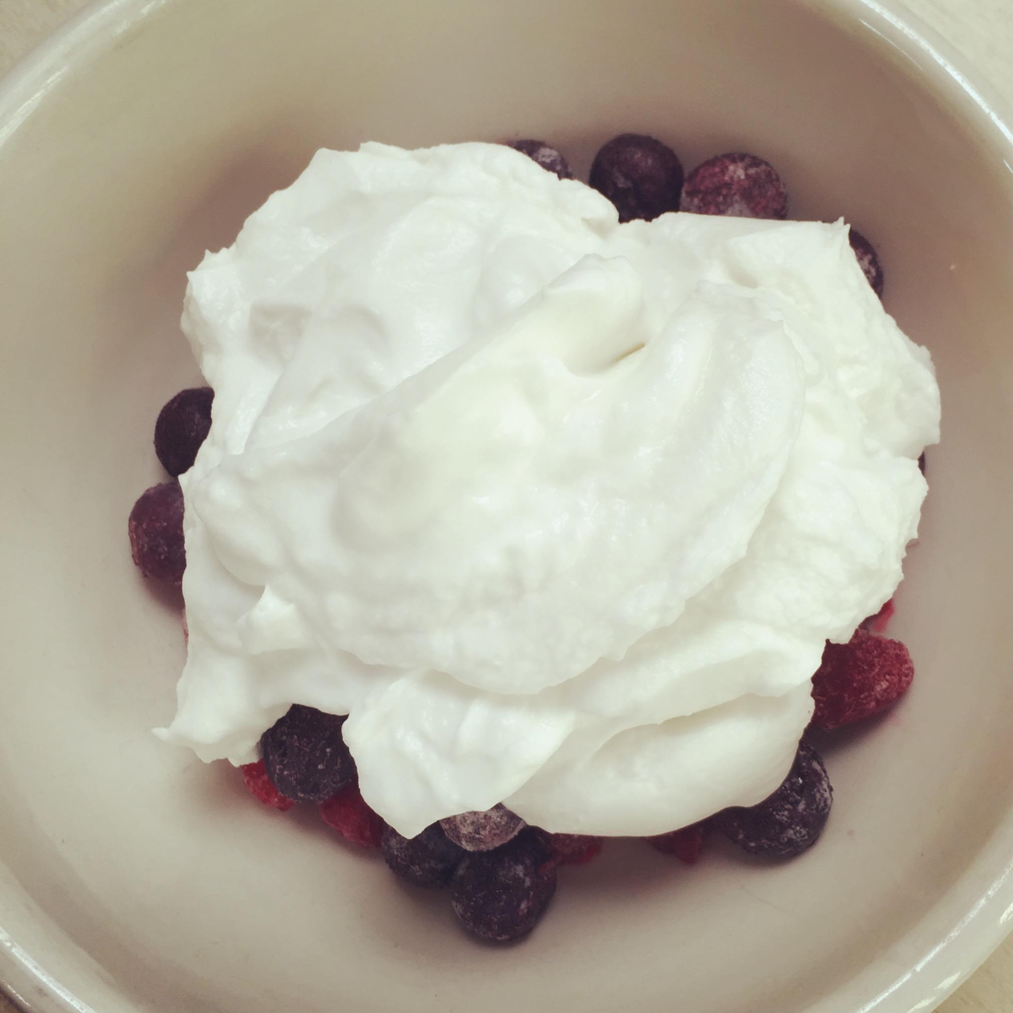 Kokos yoghurt 3