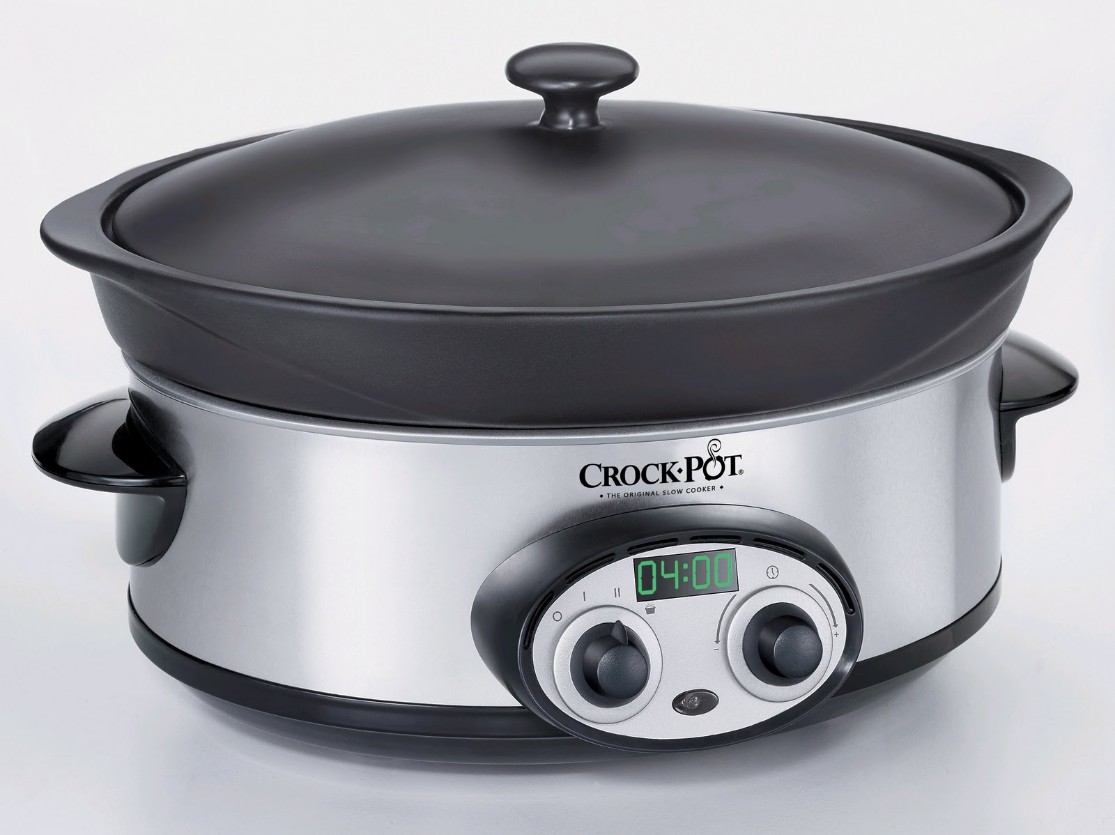 5.7 Litre Crock-Pot Countdown Saute Slow Cooker (SCVI600BS)